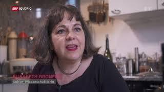 10vor10 - Prof. Elisabeth Bronfen über Julia Child