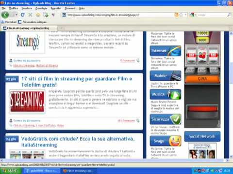web gratis senza registrazione film gratis youtube