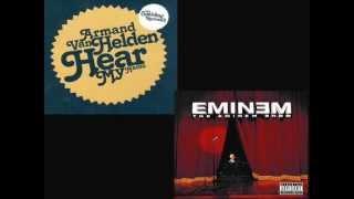 Eminem vs Armand Van Helden -- Hear My Superman