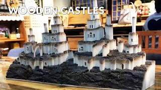 Live: Wooden Crafts / Ctoom Wooden Castles