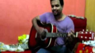Na hai yeh pana - Guitar tutorial DRV