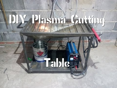 Diy Plasma Cutting Table