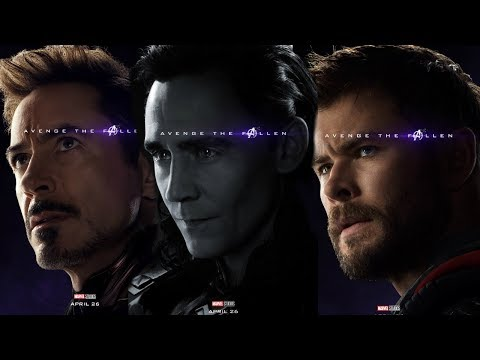 "HUGE REVEALS IN NEW OFFICIAL AVENGERS ENDGAME ""AVENGE THE FALLEN"" POSTERS FROM MARVEL"