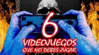 6 VIDEOJUEGOS QUE NO DEBES JUGAR A LAS 3:33 AM