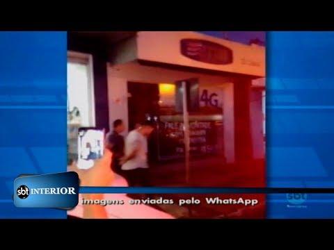 Dupla é presa ao furtar diversas peças de roupas em lojas de Santa Fé do Sul