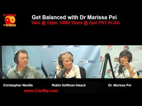 Nutrition, Health, Vitality and Aging in a New Era with a Clar8ty talk to Dr. Marissa