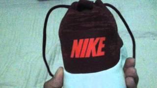 Nike kaishi ns maroon red
