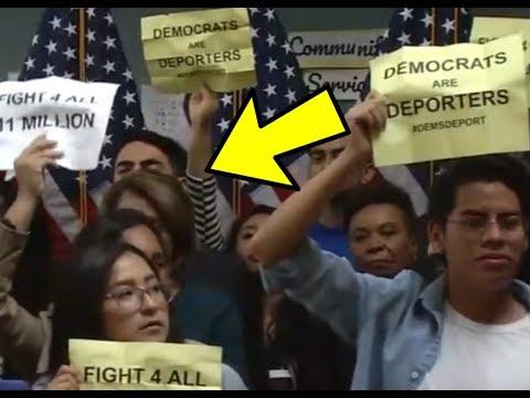 BREAKING NEWS: Nancy Pelosi Event SHUT DOWN by DREAMERS Shouting: DEMOCRATS DEPORT!!!