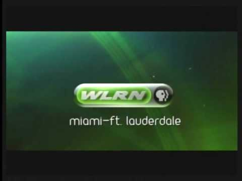 WLRN-TV ID 2008