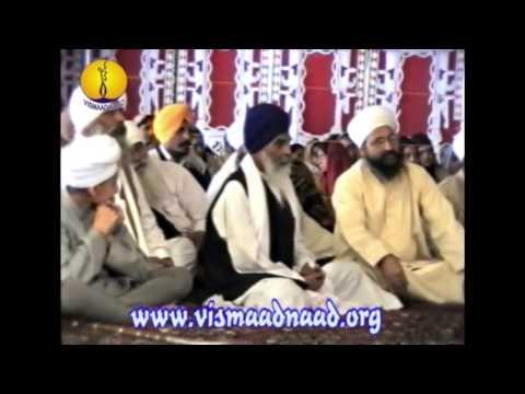AGSS 2001 : Raag Vadhans - Allahaniyan Bhai Avtar Singh Ji Delhi