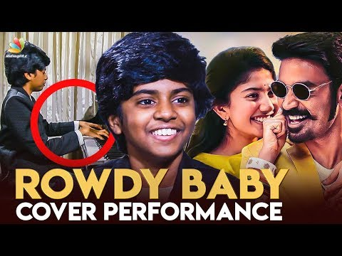 Rowdy Baby Cover : Chennai's Piano Prodigy Lydian Nadhaswaram   Live Performance   Interview