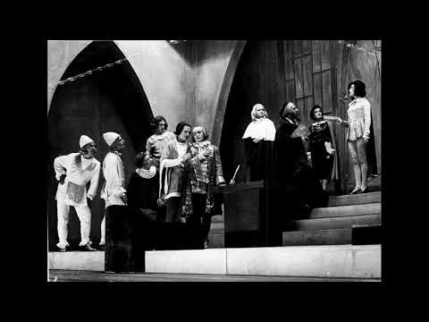 Sarabande from The Merchant of Venice Suite by Rathaus, Karol