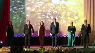 концерт посвященный слету передовиков 2018 года Докшицкого района