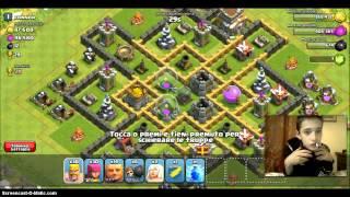 clash of clans#miglior strategia d'attacco