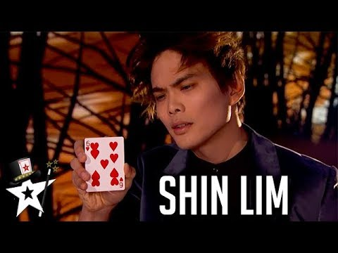 Shin Lim | WINNER | All Performances | America's Got Talent 2018 | Magicians Got Talent