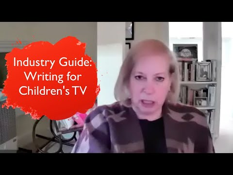 Can you earn a living writing for Children's TV?