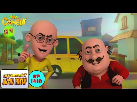 Motu Patlu In Balloon Motu Patlu In Hindi 3d Animated Cartoon