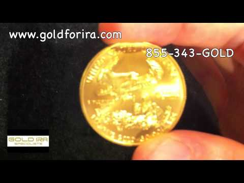 Gold IRA | American Eagle Gold Coin | 1-855-343-GOLD