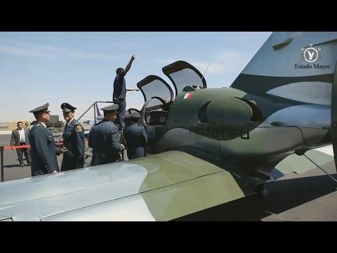 El avión Pegasus