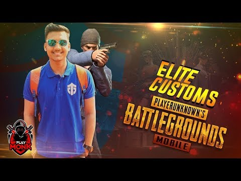 Elite Customs | Best vs Best | Playmonk | K18 *2 min delay*