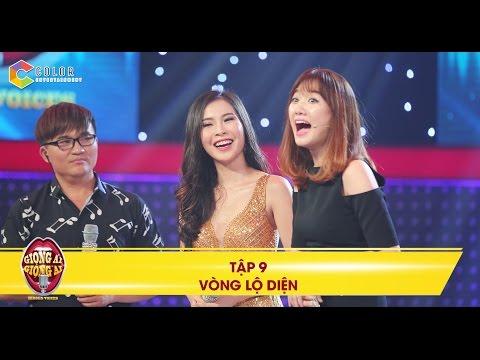 """Giọng ải giọng ai   tập 9 vòng lộ diện: Hari Won """"ngã gục"""" khi song ca cùng """"mỹ nữ"""""""