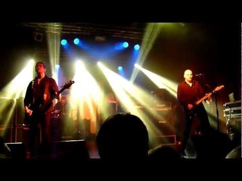 THE STRANGLERS LIVE @ COLUMBIA-CLUB BERLIN 21-04-2012