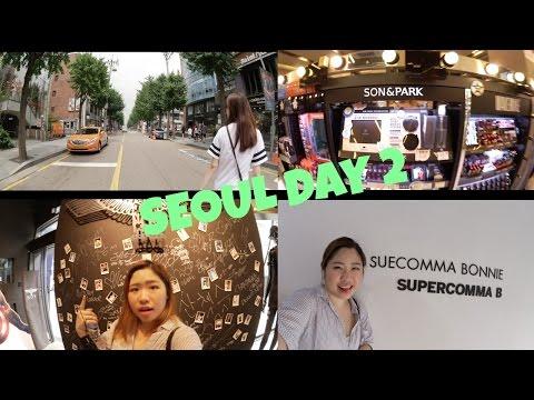 Korea Seoul trip day 2 Garosugil