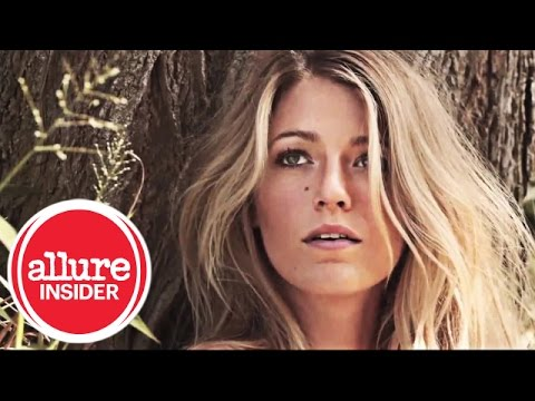 Secret Behind Blake Lively's Effortless Hair