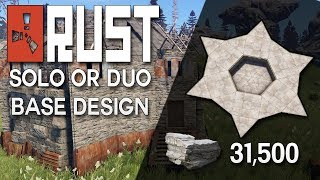New cheap soloduotrio compact base design rust base building open concept rust solo or duo base design rust base building 31500 stone malvernweather Images
