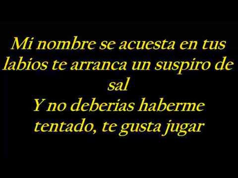 Jesse & Joy ft. Alejandro Sanz - No Soy Una De Esas (letra)