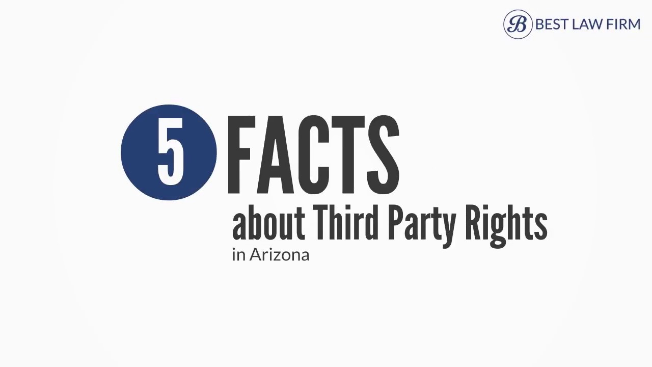 Third-party rights in Arizona (Grandparent Rights)