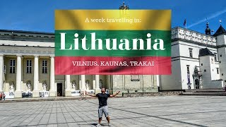 A Week in Lithuania - Vilnius, Kaunas, and Trakai - Travel as a Digital Nomad