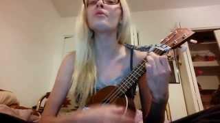 Radio - Alkaline Trio ukulele cover