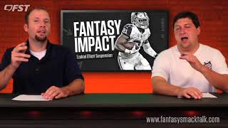 The Latest Fantasy Advice on the Ezekiel Elliott Suspension 2017 Fantasy Football
