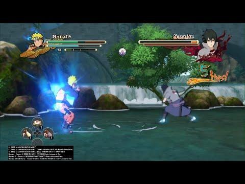 NARUTO SHIPPUDEN™: Ultimate Ninja® STORM TRILOGY Mid-Story Part2  