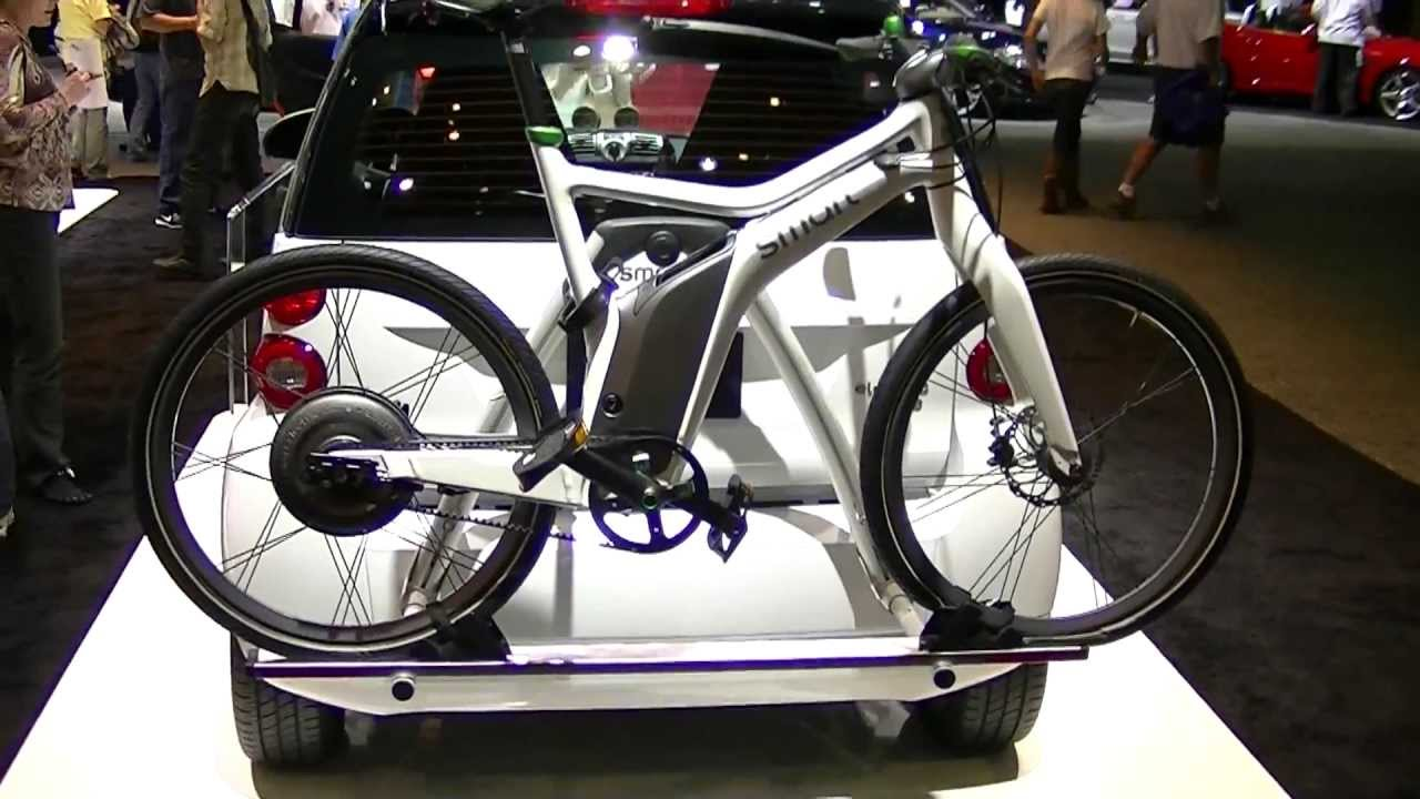 Electric Smart Car And Smart Bike Youtube