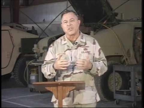 OASD: SPECIAL DEFENSE DEPARTMENT BRIEFING ON ARMORED VEHICLE