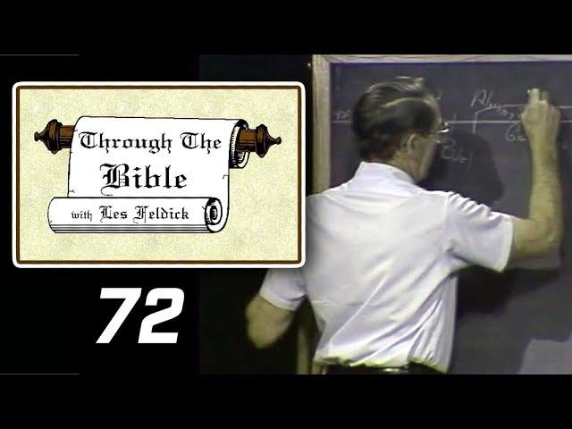 [ 72 ] Les Feldick [ Book 6 - Lesson 3 - Part 4 ] Rapture - Tribulation - Second Coming - Millennium