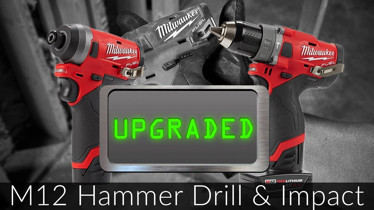 Milwaukee 2598-22PO 2-Tool Combo Kit