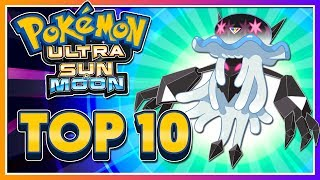 Top 10 PREDICTIONS for Pokémon Ultra Sun & Ultra Moon!