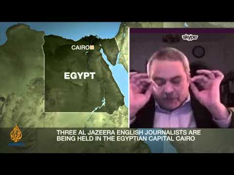 Inside Story - Egypt: An assault on free press?