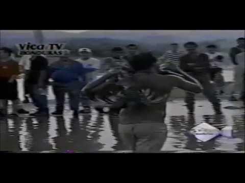 124:  Huracán Mitch Honduras : noticias Vica TV