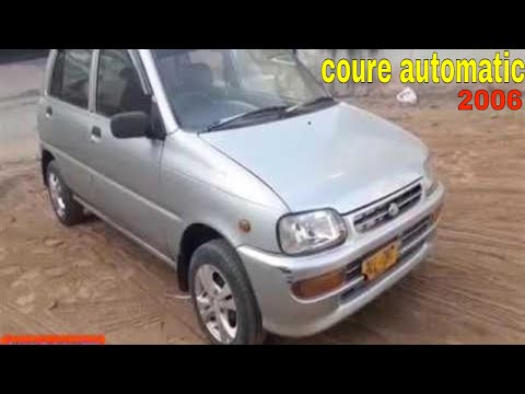 Daihatsu Coure, detailed review/ specifications/ prices urdu