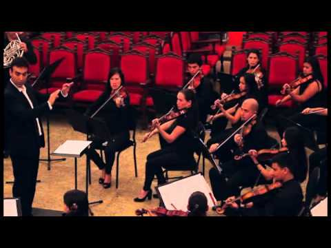 Orquesta Sinfónica de Mérida. Música Francesa # 7