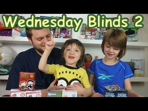 Wednesday Blinds (Minecraft, Despicable Me, DC) Day 600 | ActOutGames