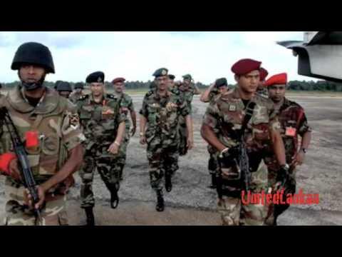Anthima Satane - Tribute to Sri Lankan Defence Forces