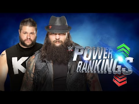 Owens gets KO'd on WWE Power Rankings: July 23, 2016