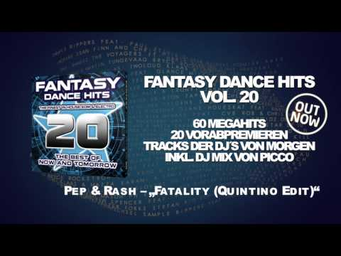 Fantasy Dance Hits Vol. 20 - Minimix
