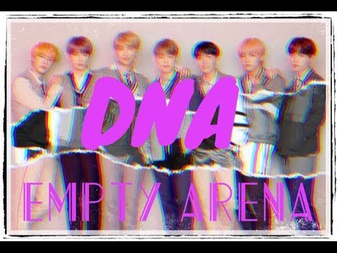 BTS (방탄소년단) - DNA Pedal 2 LA Mix [EMPTY ARENA AUDIO]