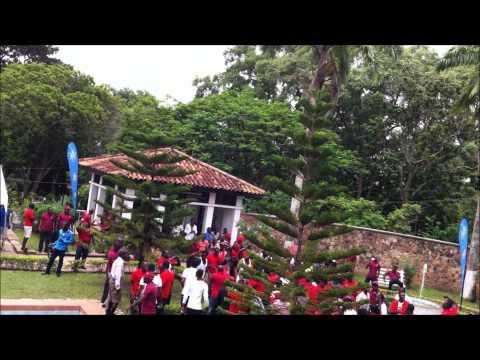 Commonwealth Hall of University of Ghana, 2012 Republic Day Jamboree